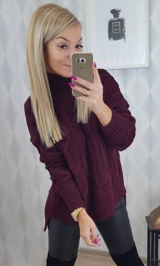 sweterwarkoczbordo